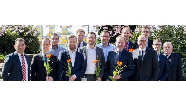 14 neue Fachwirte Facility Management bei Piepenbrock