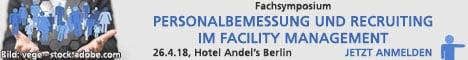 Personalbemessung und Recruiting im Facility Management