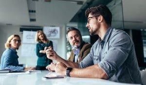 Facility Management erfordert die Bereitschaft zur Kommunikation.