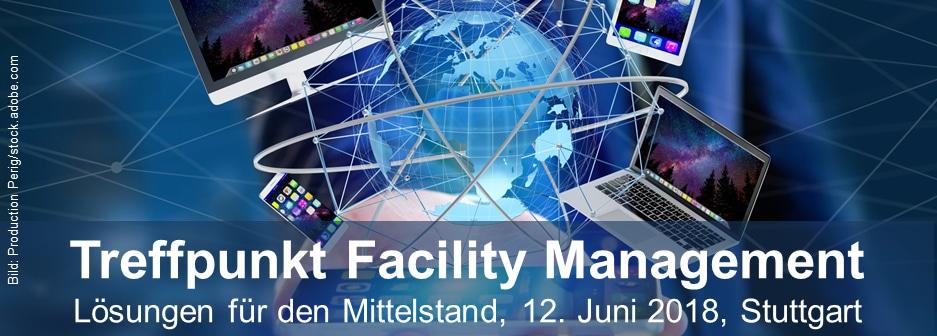 Treffpunkt Facility Management - Lösungen für den Mittelstand @ Dormero Hotel Stuttgart im SI Centrum