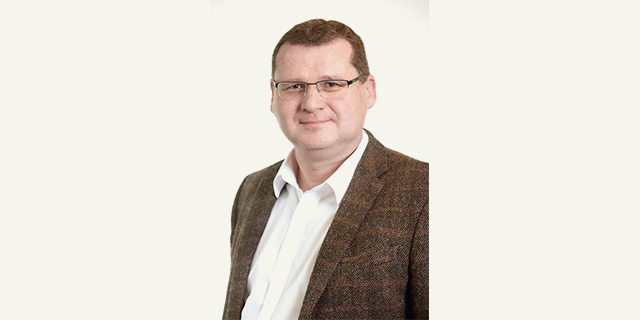 Robert Jäger, neuer Country President Austria von Sodexo