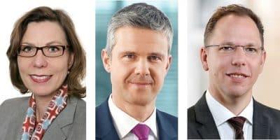 Dr. Andrea Bronner, Dirk Brouwers, Ralf Lange